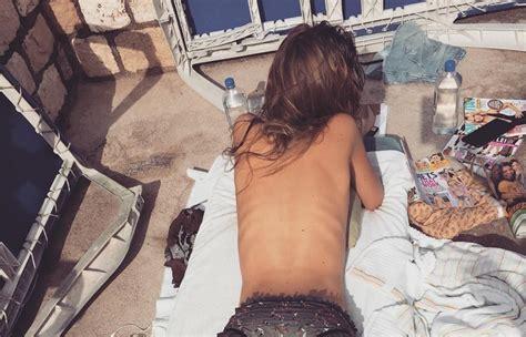 Caroline Bill Brahe Topless 5 Photos The Fappening