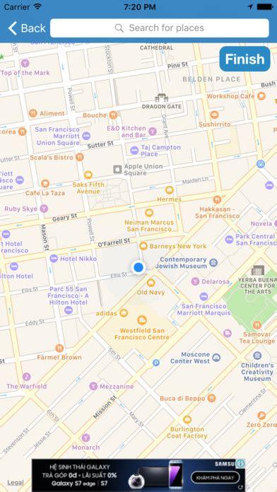 spoof location iphone gps location joystick spoofer iphone apps