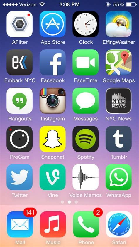 iphone app 7 creative ways to organize your mobile apps