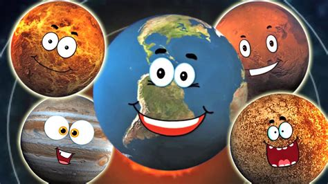 planet song preschool rhymes solar system song for 270 | maxresdefault