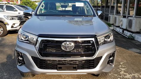 2019 Toyota Hilux Facelift by 2018 Toyota Hilux Revo Thailand Cab 2019 Facelift