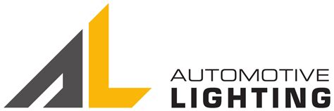 automotive lighting by automotive lighting reutlingen file automotive lighting logo svg Al