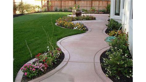 diseno del jardin del patio trasero  adorna ideas