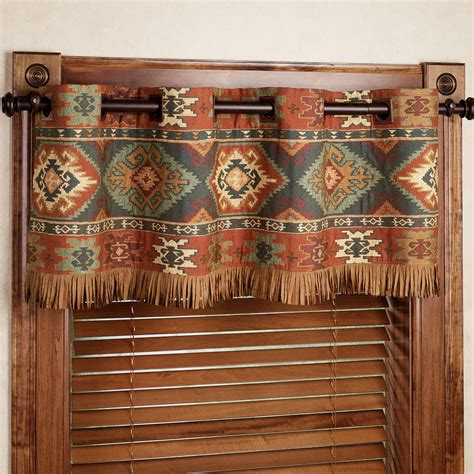 Southwest Curtains And Valances