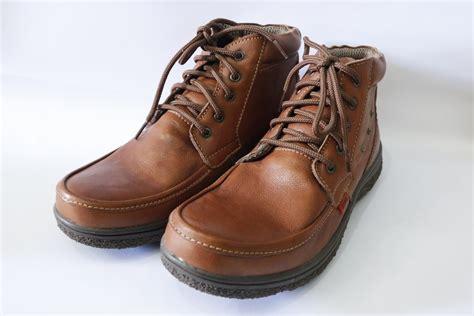 sepatu safety boots touring casual formal santai kulit asli proyek 97 jual sepatu kulit pria murah jual kickers