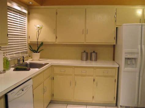 paint kitchen cabinets hgtv