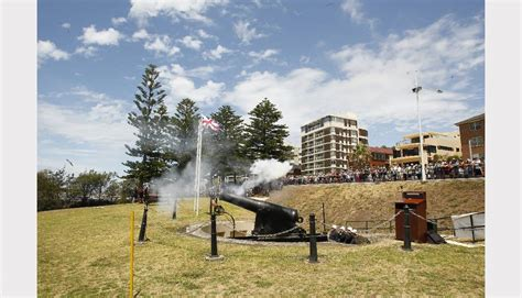 gallery out and about on oz day in the gong illawarra