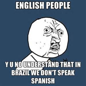 Meme I Don't Speak English in Spanish