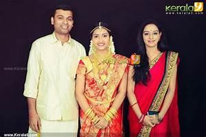 serial actress leena nair marriage reception photos 01-002 ...