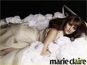 Full Sized Photo of leighton meester marie claire 01 ...