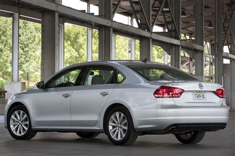 2012 Volkswagen Passat Review
