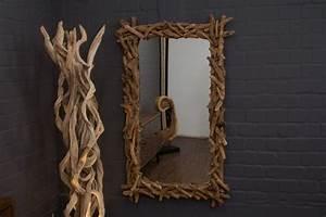 Designer Wandspiegel Groß : wandspiegel gro holz teak ste 180x110cm spiegel rahmen designer thailand neu ebay ~ Orissabook.com Haus und Dekorationen