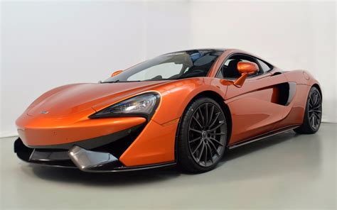 2017 Mclaren 570gt For Sale In Norwell Ma 002236