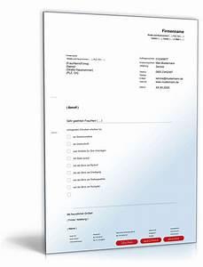 Word Datum Automatisch Berechnen : kurzbrief vorlage als pdf und doc zum download ~ Themetempest.com Abrechnung