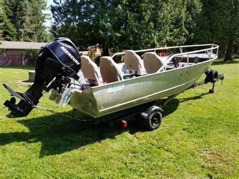 gregor boat welded offerup