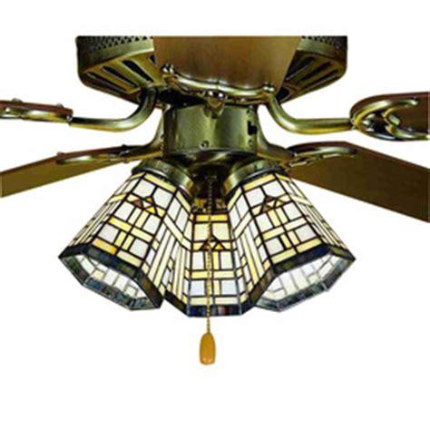 meyda tiffany ceiling fan light kit shop meyda tiffany 1 light mahogany bronze ceiling fan