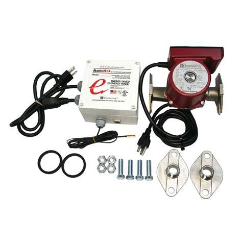 sink on demand recirculation 55 series water recirculating enovative inc