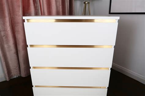 easiest ikea hack  diy dresser