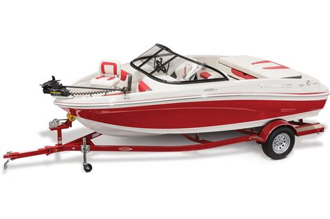 Tahoe Boats Fish And Ski by 2016 New Tahoe 400 Tf Ski And Fish Boat For Sale 27 735