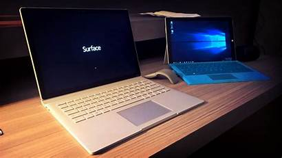 Surface Pro Windows Impressions Surfacebook User Main