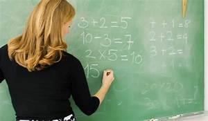 UK Facing Math Teaching Shortage, Looking Overseas