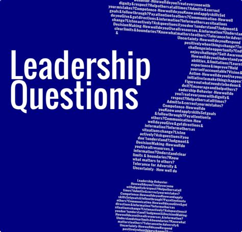 leadership questions and answers margaret buj