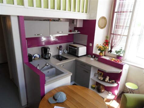 amenagement cuisine petit espace cuisine petit espace astuces