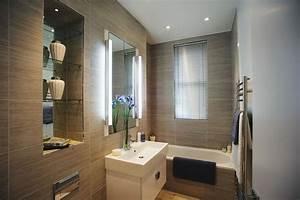 Led Pour Salle De Bain : lampe led salle de bain id es de ~ Edinachiropracticcenter.com Idées de Décoration