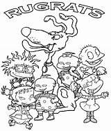 Rugrats Coloring Pickles Tommy Printable Cartoon Characters Sheets 90s Nintendo Cool2bkids Pickle Grown Getcolorings Cartoons Chuckie Colorings Disney Colors Doug sketch template