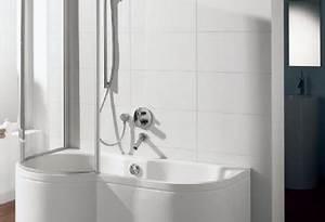 Sitzbadewannen Kleine Bäder : bad duschkombination eckventil waschmaschine ~ Sanjose-hotels-ca.com Haus und Dekorationen