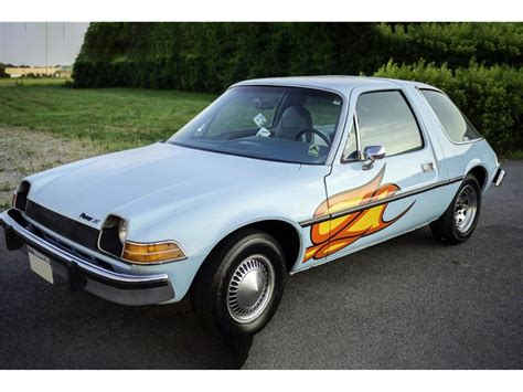 Discover the world of amc now! 1977 AMC Pacer for Sale | ClassicCars.com | CC-1175480