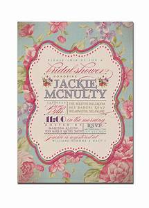 invitations templates vintage wedding shower invitations With bridal shower wedding invitations