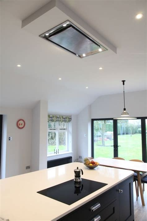 neff ceiling mounted extractor kitchen extractor