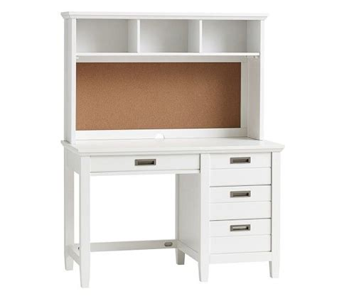 Desk With Hutch Pottery Barn by Desk Hutch Desks And Pottery Barn On