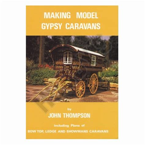 shop making model gypsy caravans hobbyukcom hobbys