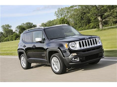 jeep renegade 2018 2018 jeep renegade limited fwd specs and features u s news world report