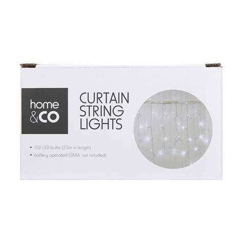 Led Lights For Room Kmart by Curtain String Lights Kmart