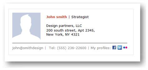 Email Signature Template Freeu2013Email Signature