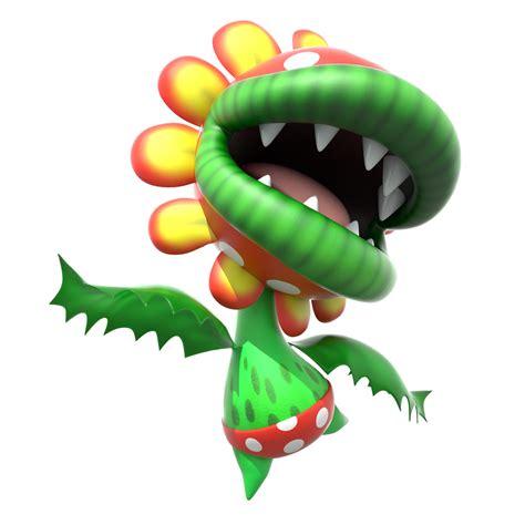 New Unused Petey Piranha Animations Found In Super Smash