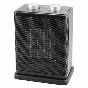 Heizlüfter Mit Thermostat : keramik heizl fter fh 111907 w h he 24 4 cm mit thermostat bauhaus ~ A.2002-acura-tl-radio.info Haus und Dekorationen
