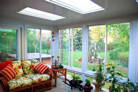 modern sunrooms  simple elegance  modern style