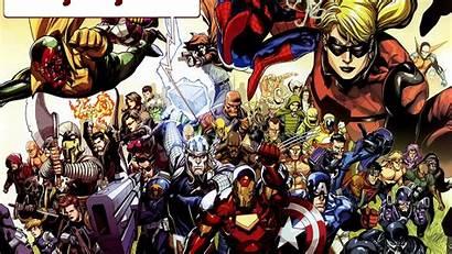 Marvel Avengers Superheroes Comics Wallpapers Pc Allwallpaper