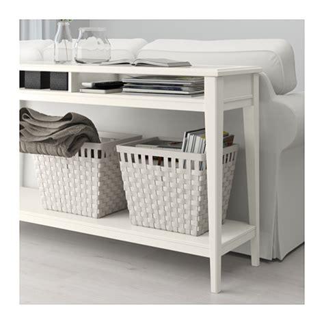 Ikea Sofa Table White by Liatorp Console Table White Glass 133x37 Cm Ikea