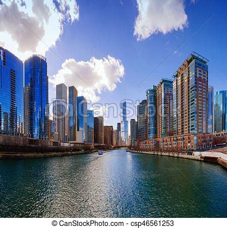 Ciudad de chicago, illinois, ee.uu.