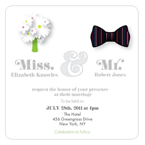 wedding invitation  love send
