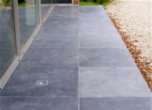Dalle Bois 100x100 Castorama : comment poser des dalles de terrasse sur une dalle b ton ~ Melissatoandfro.com Idées de Décoration