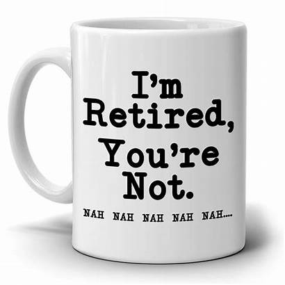 Retirement Mug Retired Boss Gifts Funny Gift