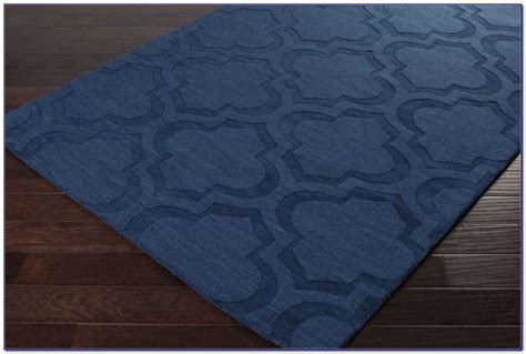 navy blue rug 8x10 solid navy blue area rug 8 215 10 rugs home design ideas