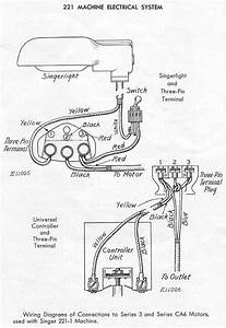 featherweight wiring diagram singer featherweight 221 With jensen wiring diagrams pictures to pin on pinterest