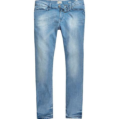 light wash skinny jeans mens light blue wash danny super skinny jeans super skinny